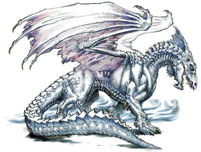 white-dragon