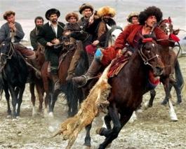 Afgani Tribal Game-Image at www.afghancooking.net